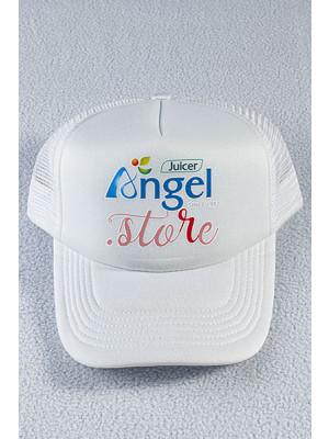 CASQUETTE ANGEL JUICER STORE