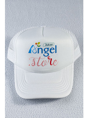 CASQUETTE ANGEL JUICER STORE